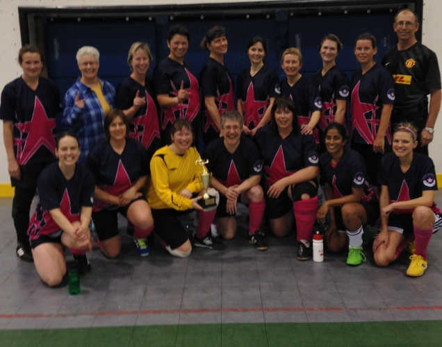 Indoor Champs 2014