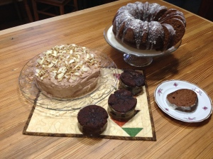 Three skokum desserts