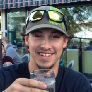 One of my favorite beer drinkers