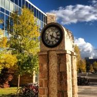 "Campus ""time"""