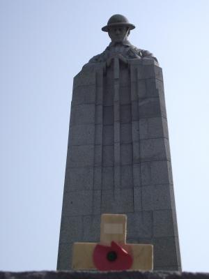 St. Juliaan Memorial