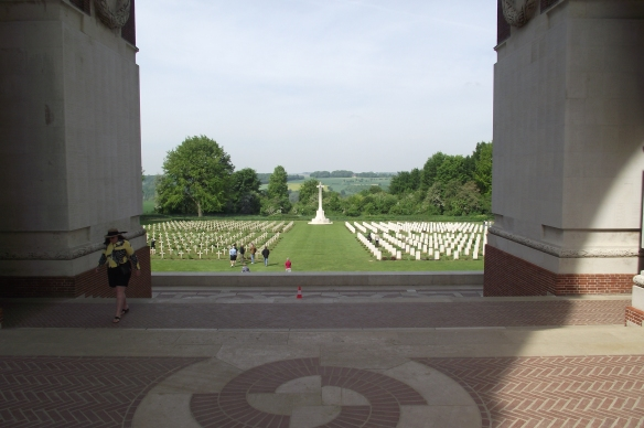 Thiopval Memorial